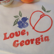 fastsoft-press-Love GA-fruit-teatowel